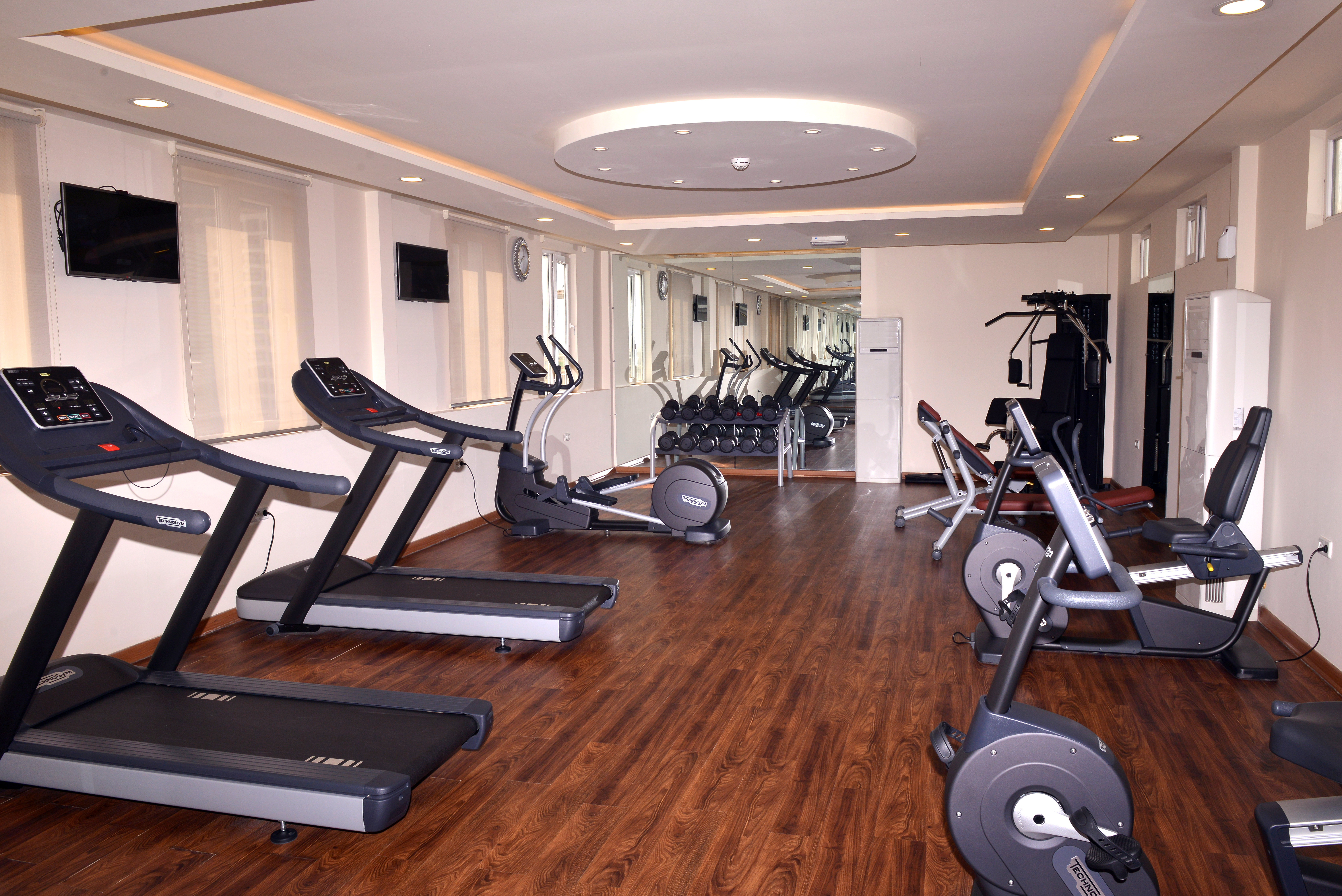 Gym By Technogym