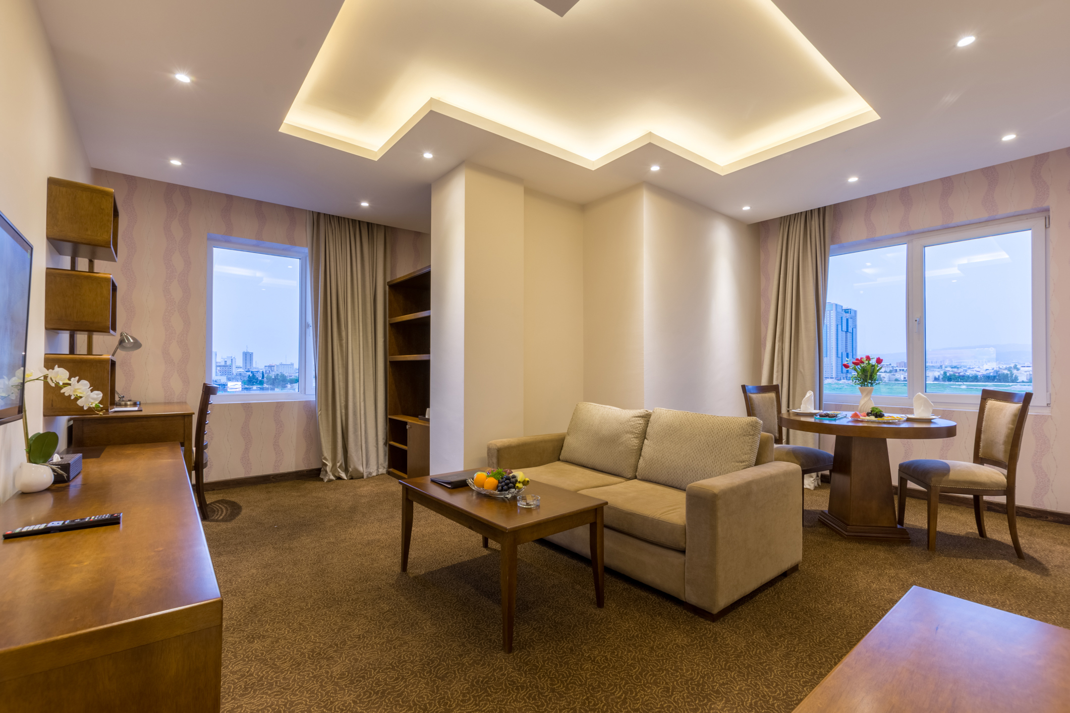 Enjoy an unforgettable stay in Erbil at our elegant hotel